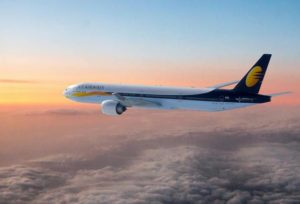 Jet Airways Global Eagle