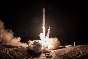 SpaceX Iridium Next Falcon 9
