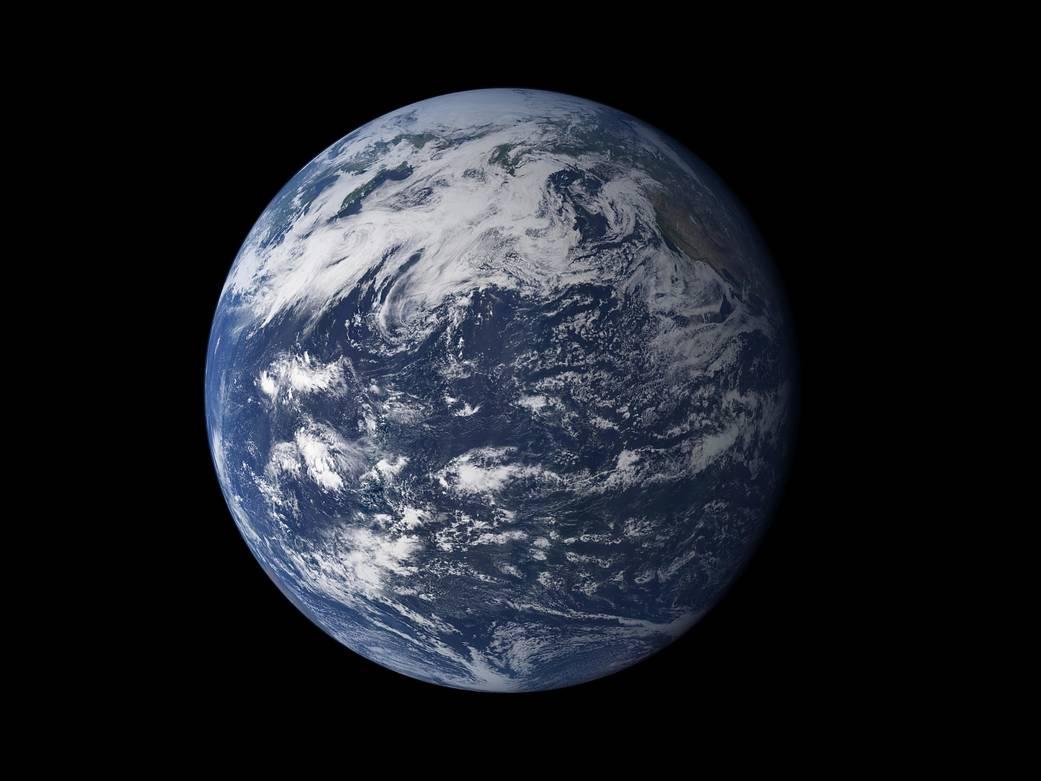 Earth ocean pacific
