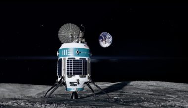 """By leveraging commercial launchers, orbiters, landers, and platforms, NASA will be able to explore and conduct science on the moon far more quickly and cost-effectively than if the agency was planning a more traditional exploration strategy,"" writes Moon Express CEO Bob Richards. Credit: Moon Express"