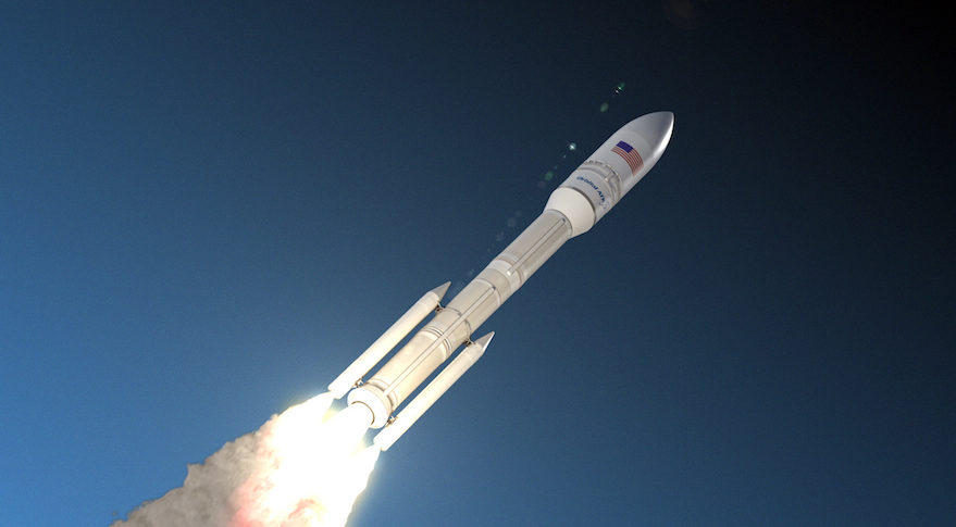 Air Force Funding Three New Rockets To Compete With SpaceX