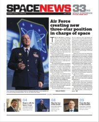 It was one the big headlines at the 2017 National Space Symposium: The Air Force was standing up a new three-star vice chief of staff for space operations known as A-11.