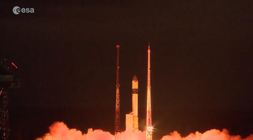 ESA Rockot Sentinel-3B Eurockot
