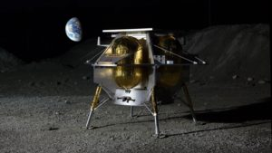 astrobotic selects dynetics for lunar lander propulsion system