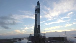 technical issue delays next rocket lab electron launch