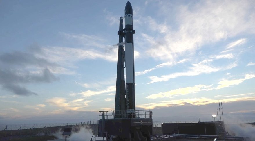 technical issue delays next rocket lab electron launch spacenews com