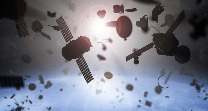 Industry and academia, coordinated by the European Space Agency, are working on several innovative and effective solutions to manage the in-orbit debris population, writes Paola Leoni, Senior Partner and CEO at Leoni Corporate Advisors. Credit: NASA