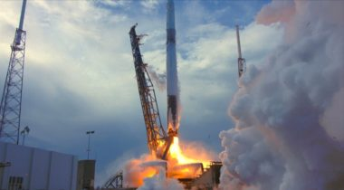 Dragon Falcon 9 launch CRS-14