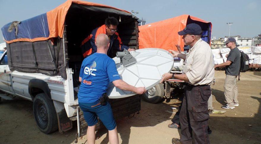 UN WFP Emergency Telecommunications Cluster ETC