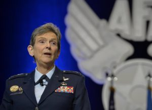 air force gen pawlikowski military satellites will be smaller more mobile