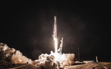 SpaceX PAZ Starlink Falcon 9