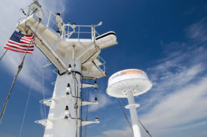 iridium breaks inmarsat monopoly on maritime safety communications
