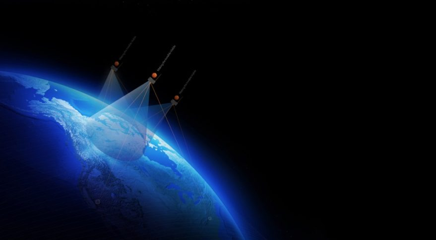 HawkEye360 is about to launch its first cluster satellites to track ships via their radio signals. Credit: HawkEye360