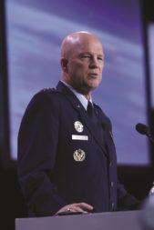 "U.S. Air Force Gen. John ""Jay"" Raymond."