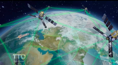 The Defense Advanced Research Projects Agency wants to develop military space capabilities in low-Earth orbit. Credit: DARPA