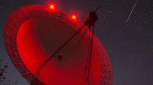 agi establishes commercial deep space radar tracking system