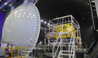 Apstar-6C TVAC APT Satellite