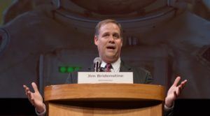 bridenstine weighs in on national space policy