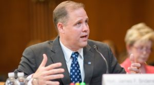 bridenstine offers senators reassurances on nasa programs