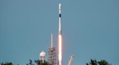 Falcon 9 Bangabandhu 1 launch