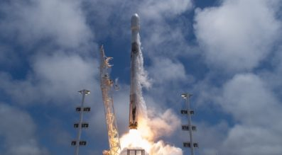 Falcon 9 GRACE-FO launch