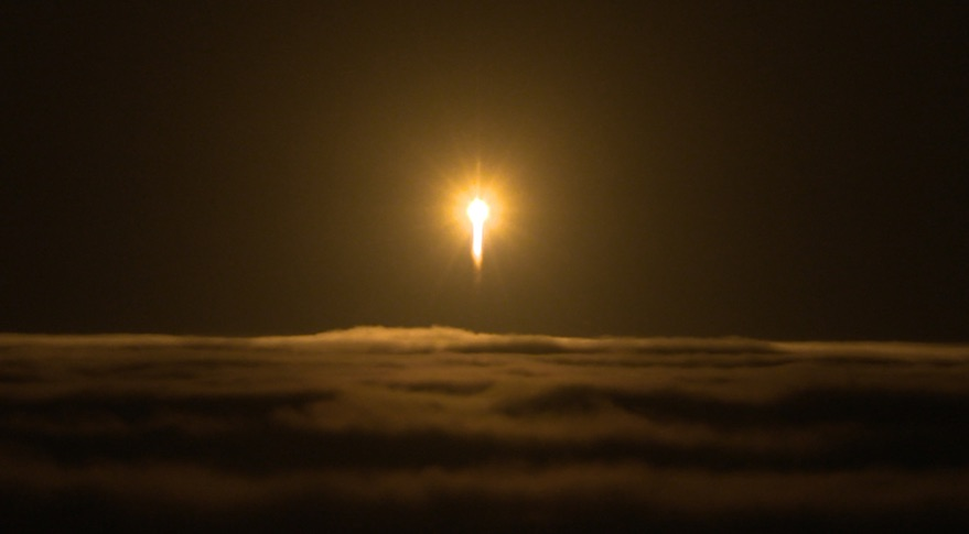 NASA Atlas 5 InSight launch