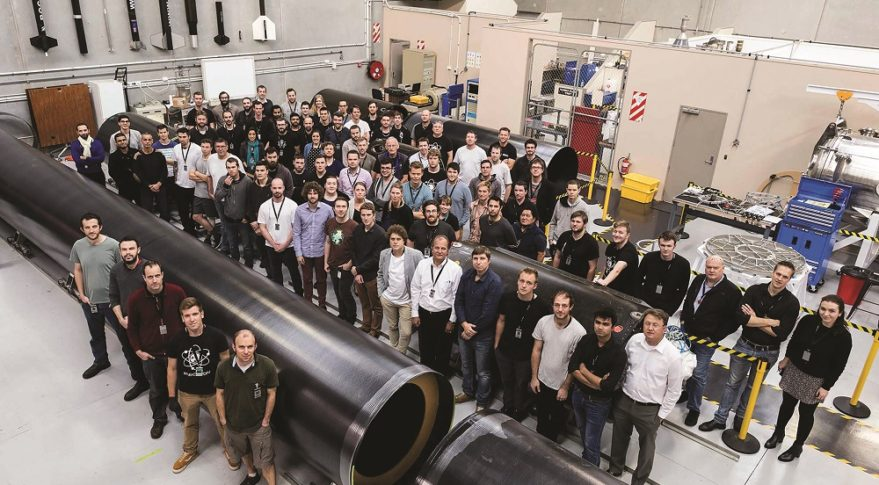 High-profile startups like Rocket Lab, above, and others generate interest from young professionals, but U.S. space companies still struggle to fill some vacancies. Credit: ASD Eurospace