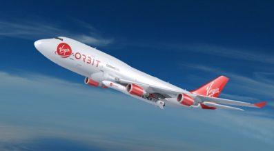 Virgin Orbit 747