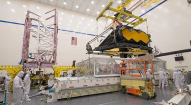 JWST at Northrop Grumman