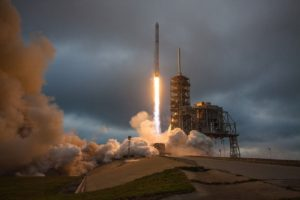Morgan Stanley projects that the establishment of  a U.S. Space Force could help boost privately held SpaceX's valuation high as $120 billion. Cowen Washington Research Group is less optimistic that Trump's call for a Space Force will dramatically boost space spending.