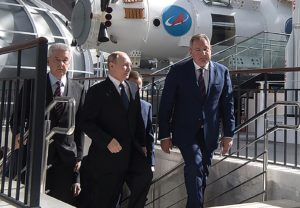 bridenstine and rogozin to meet in october as soyuz investigation continues