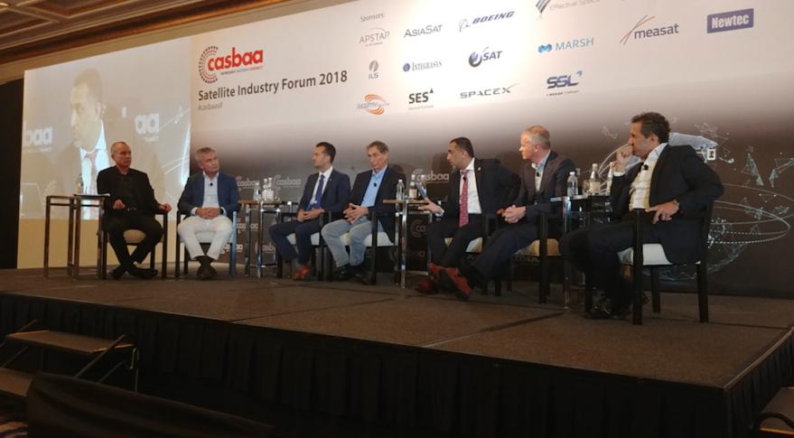 CASBAA 2018 Panel