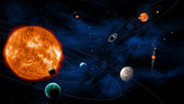 The European Space Agency's medium classPLATO (PLAnetary Transits and Oscillations of stars) mission aims to assemble the first catalog of confirmed and characterized planets with known mean densities, compositions, and evolutionary ages, including planets in the habitable zone of their host stars. Credit: ESA - C. CARREAU