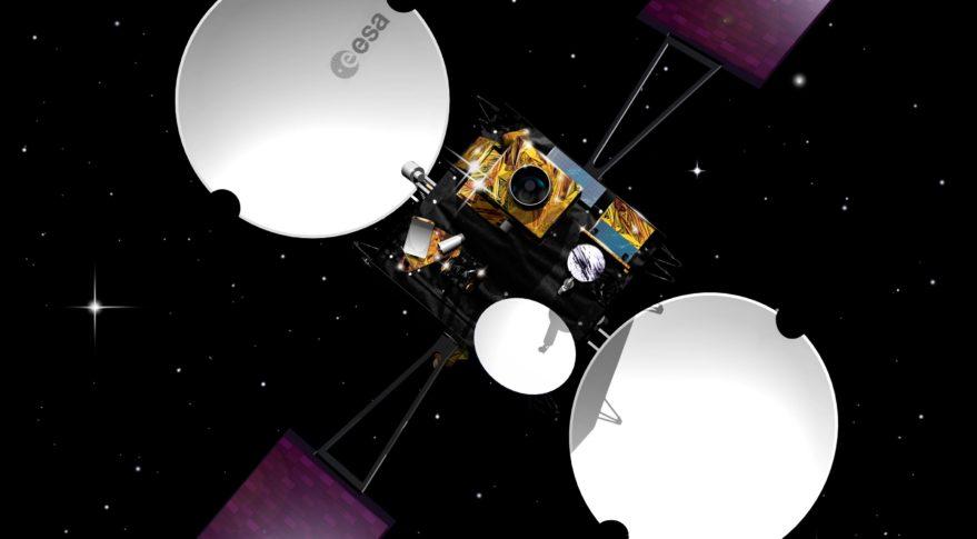 Artemis satellite ESA Avanti