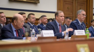 House space traffic management hearing