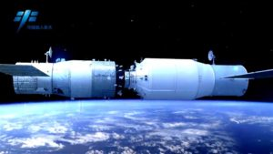 china appears to be preparing to deorbit its tiangong 2 space lab