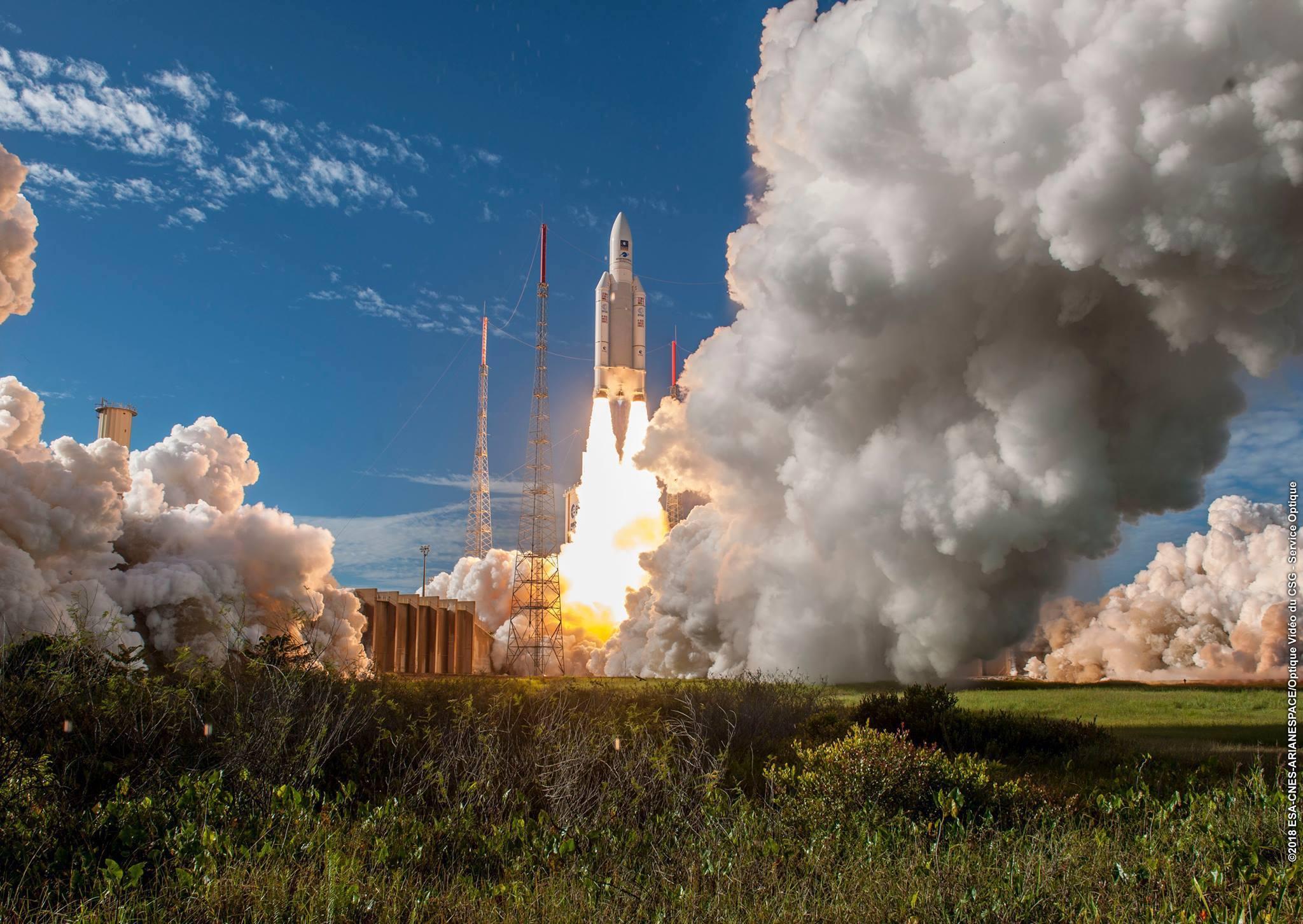 VA244 Ariane 5 Galileo