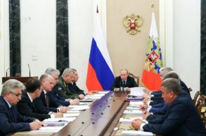 putin challenges roscosmos to drastically improve on space and launch