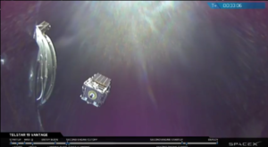SpaceX launches Telstar 19 Vantage for Telesat