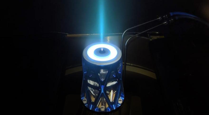 Electric satellite propulsion company raises $10 million - SpaceNews com