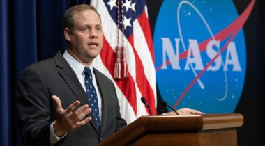Bridenstine June 2018