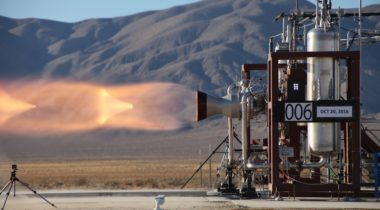 CST-100 Starliner launch abort engine