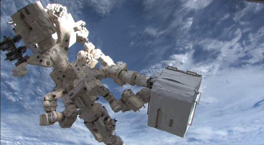 Dextre NASA Neptec Kounotori