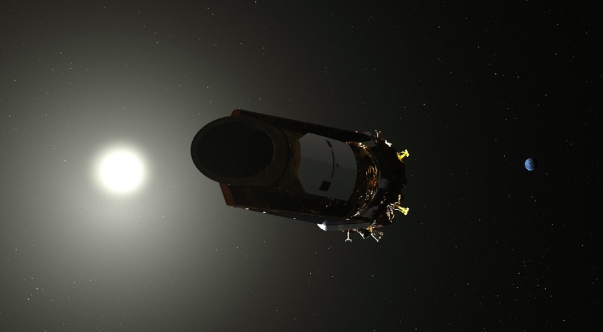 NASA's Kepler Telescope nearly  out of fuel, forced to nap