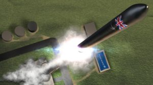 Lockheed Martin yet to select vehicle to launch from British spaceport