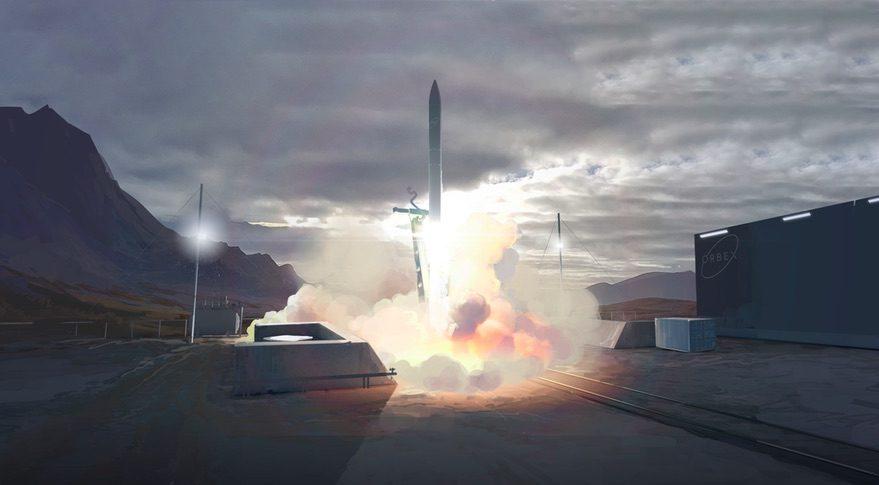 Orbex Prime launch
