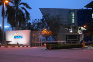 Measat teleport