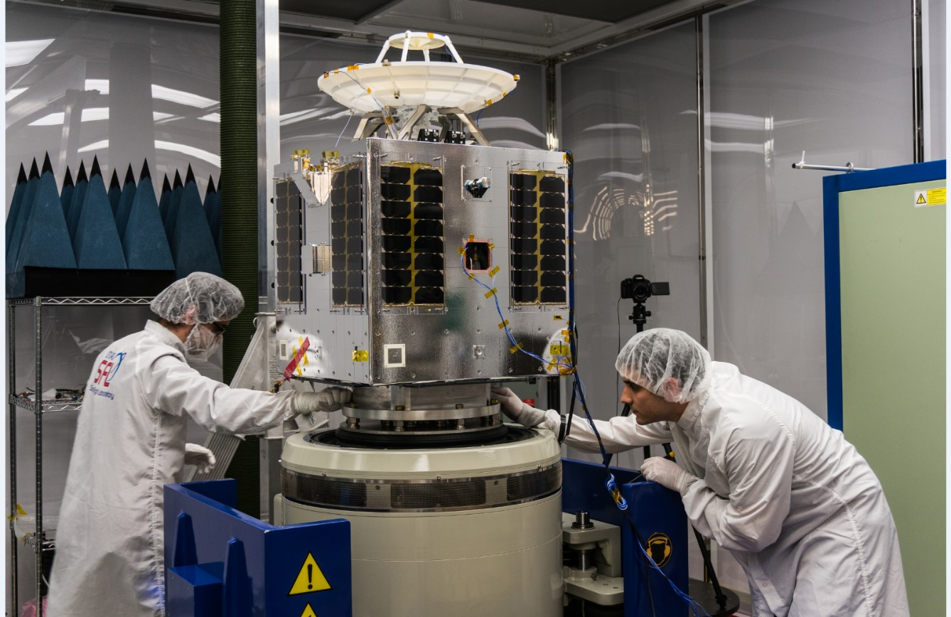 SSL and SFL smallsat Telesat