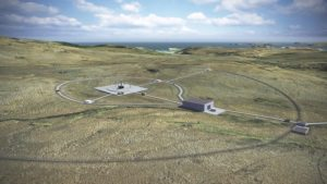 u k selects scottish spaceport site