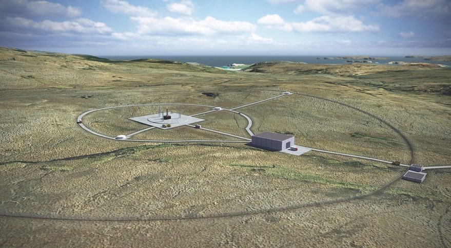 Scotland chosen as site for first British space port